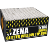 01597 Zena glitter willow tip box